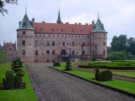 Denmark – Egeskov Castle