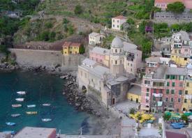 Italy – Vernazza